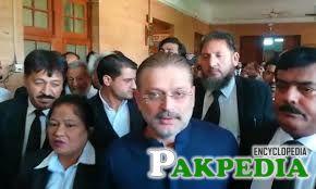 Sharjeel Memon In the Court