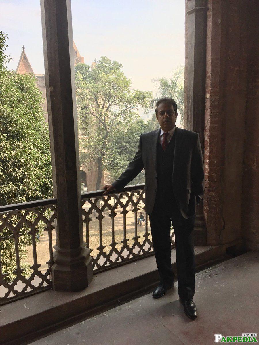 Pakistani Lawyer