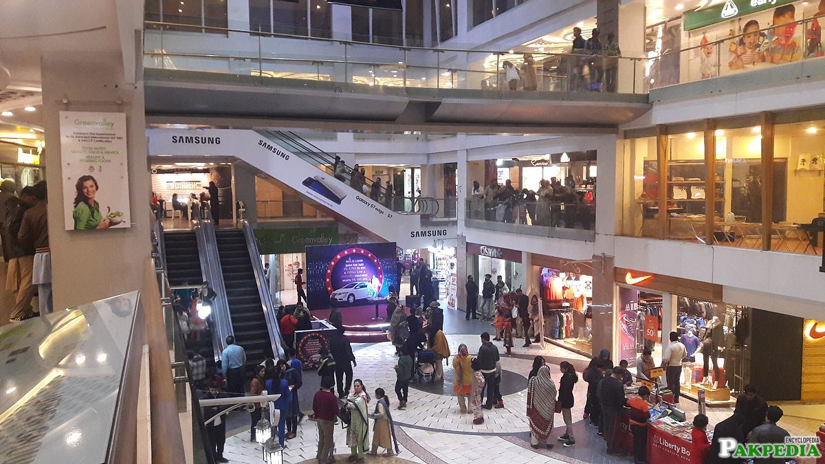 The Mall of Lahore