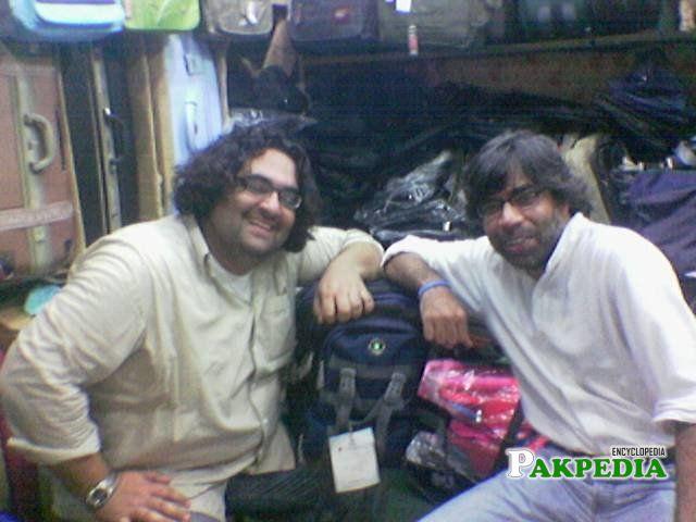 Fasi Zaka and Nadeem F. Paracha 2006