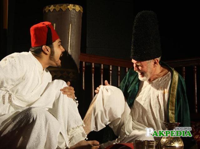 Play of Mirza Ghalib