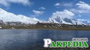 Shandur Pas in Summer