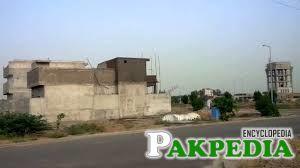 Over view of Dera Ghazi Khan