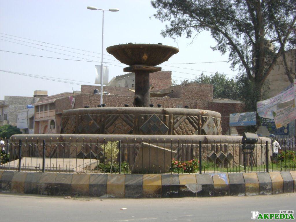 Jaranwala City Chowk