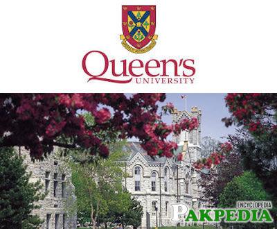 Queen's uni. Canada