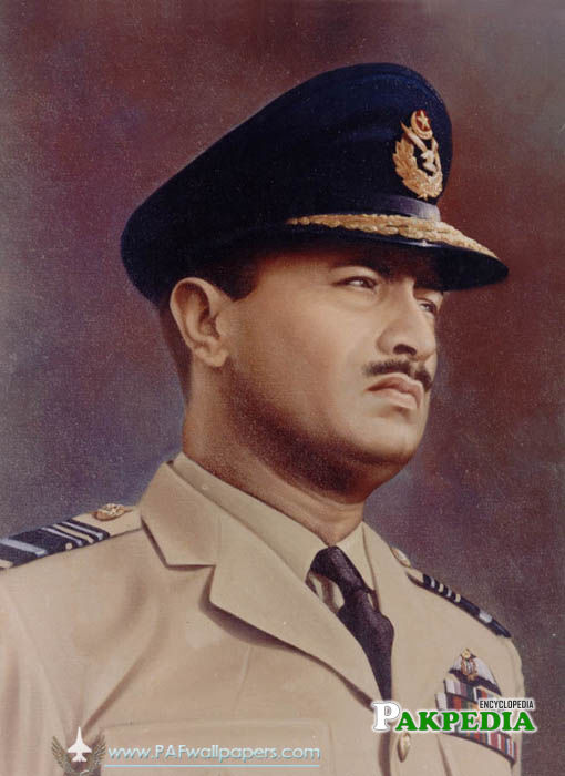 As a most senior officer in indian air force