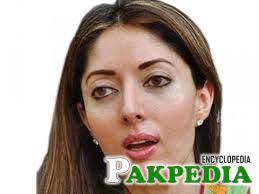 Sharmila Farooqi a politician