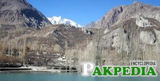 Karimabad mountains