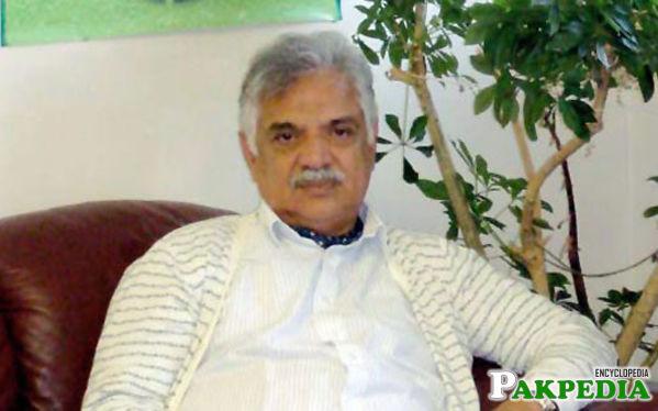 Iqbal Zafar Jhagra in KPK