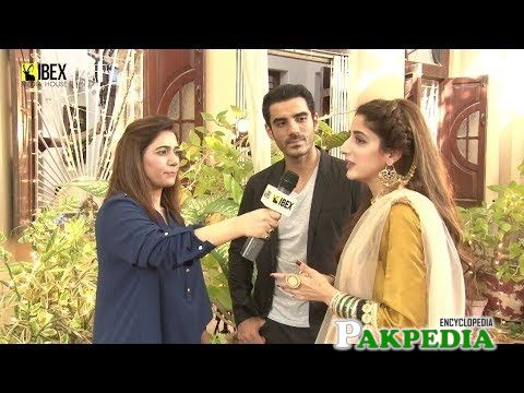 Adeel Hussain in a new drama serial with Mawra Hocain