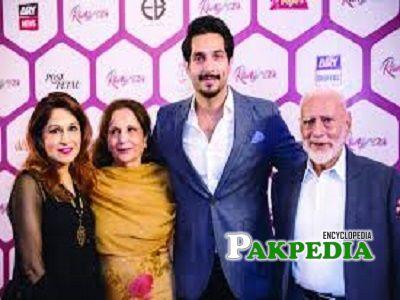 Bilal Ashraf Family