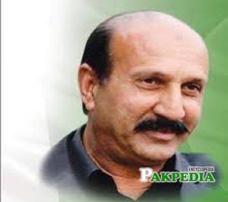 Raja Sagheer Ahmed Biography
