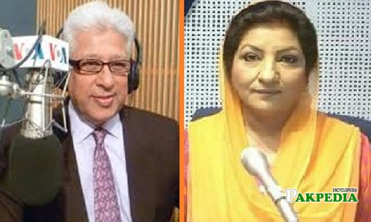 The most respectable newscasters Ishrat Fatima