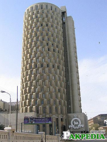 Habib Bank Plaza
