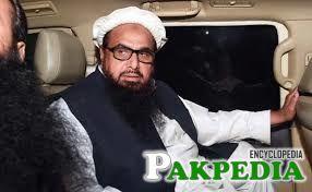 Hafiz Muhammad Saeed Traveling