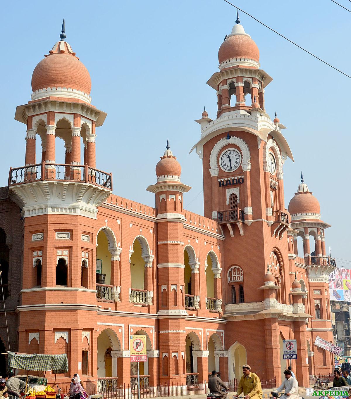 Multan is Pakistan's 5th most populous city