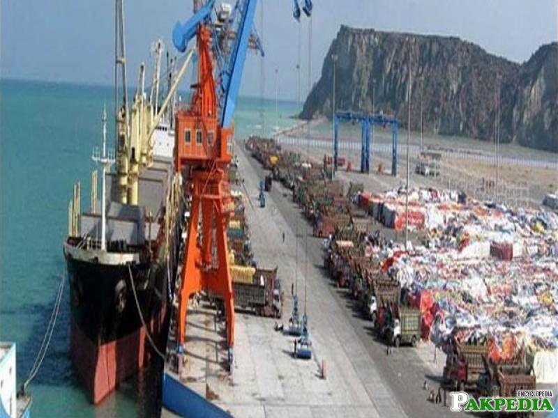 Gwadar launches CPEC trade