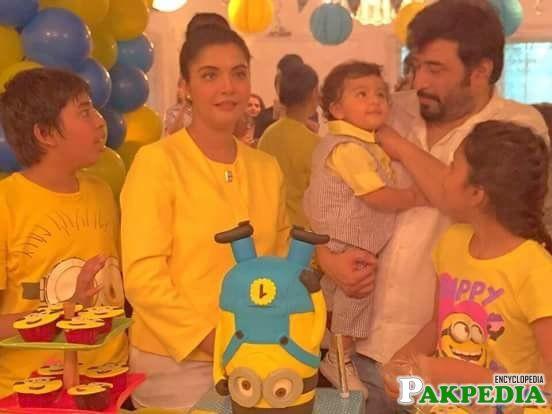 Ndia Yasir family