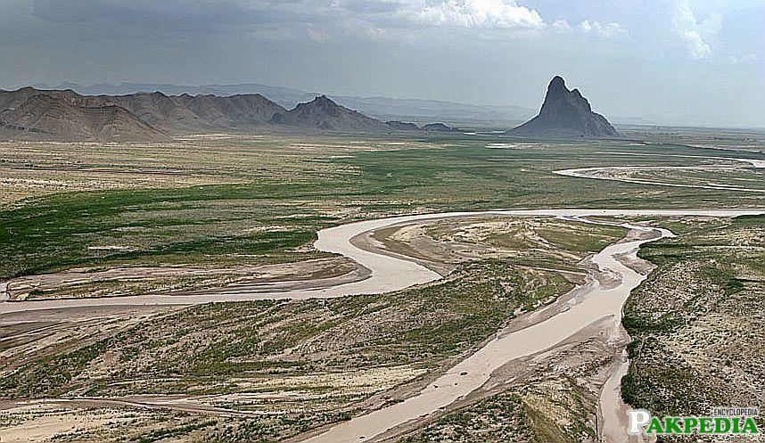 Valley in Zhob