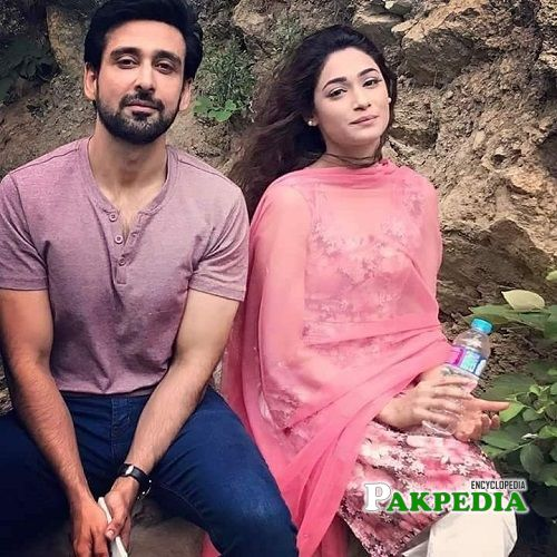 Shameen Khan and Sami Khan