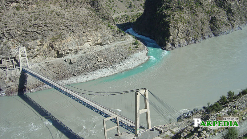 Bridge of Chilas