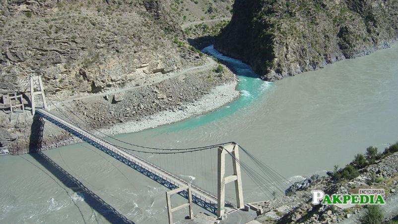 Bridge of Chilas