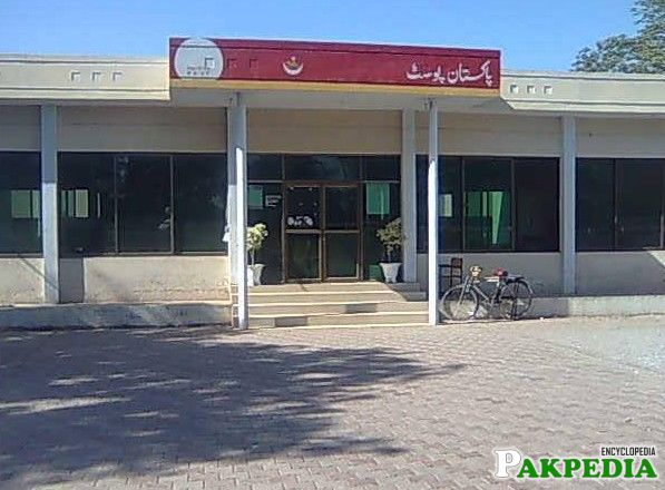 A post office at Sialkot