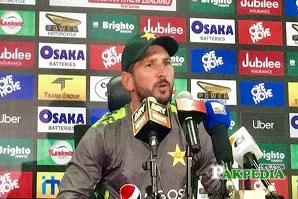 yasir shah test wickets