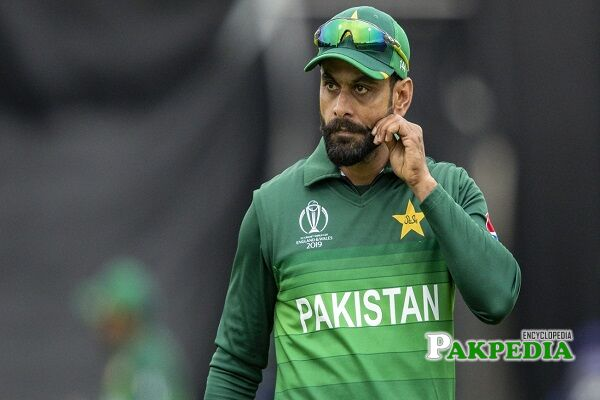 Mohammad Hafeez Biography