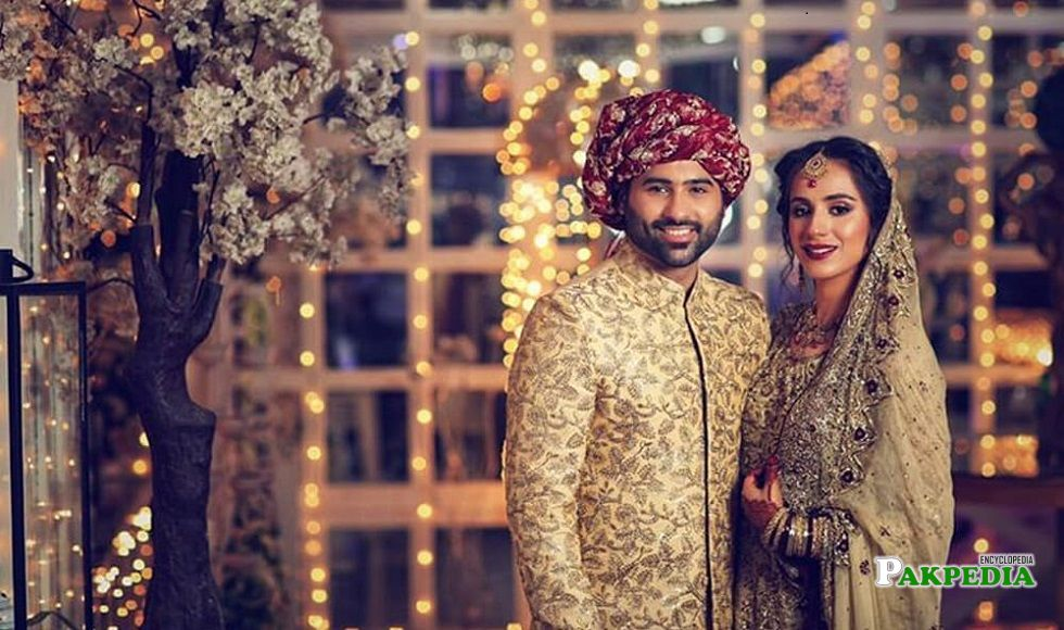Faizan Sheikh wife