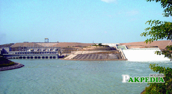 The Ghazi-Barotha Canal