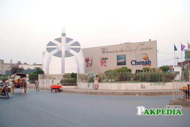 Faisalabad-city of textile