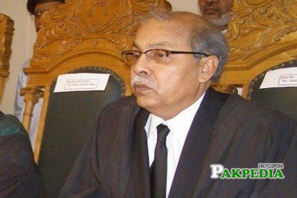 Gulzar Ahmad Biography
