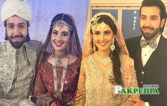 Azfar Rehman family - Wife