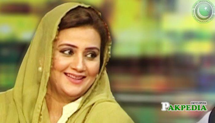 Azma Bokhari Biography