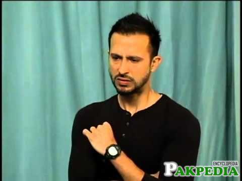 Ali Kazmi act in TV Drama serial