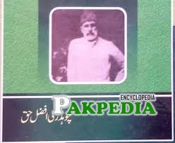Chaudhry Afzal Haq was a writer
