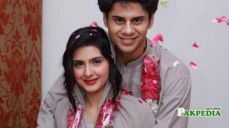 Haris Waheed Family