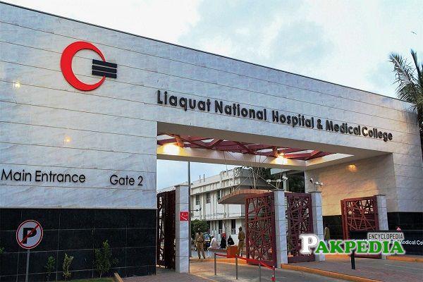 Liaquat National Hospital History