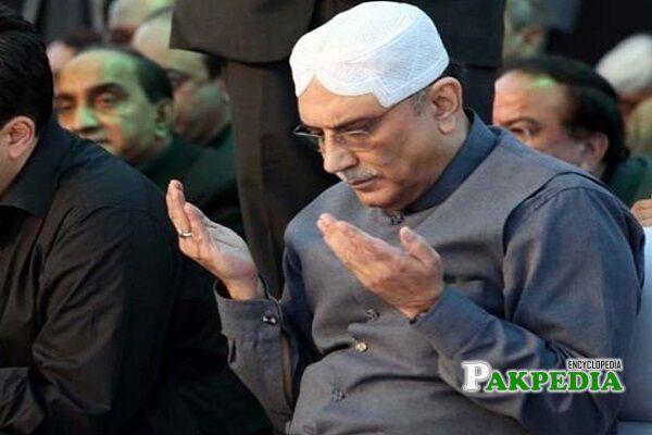 Asif Ali Zardari net worth