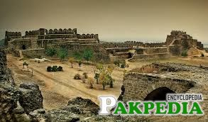 Rohtas Fort Over View