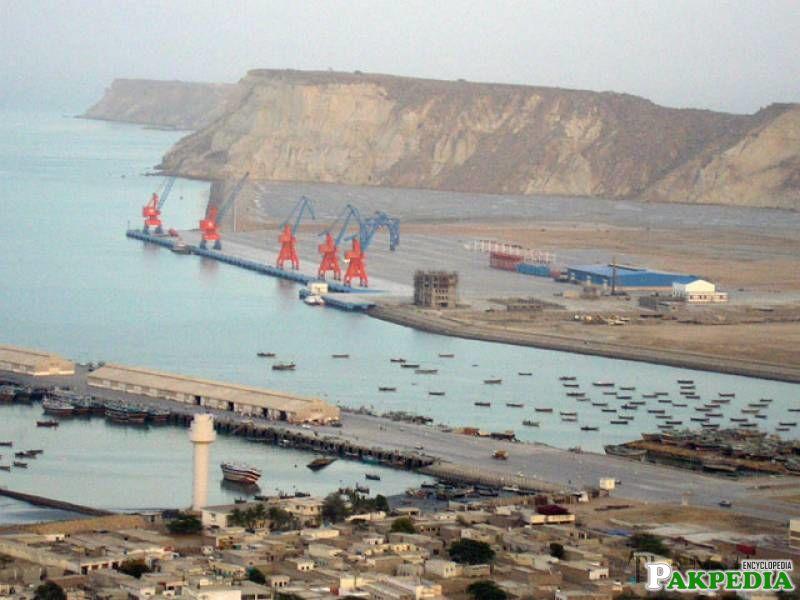 Gawadar International Airport Construction