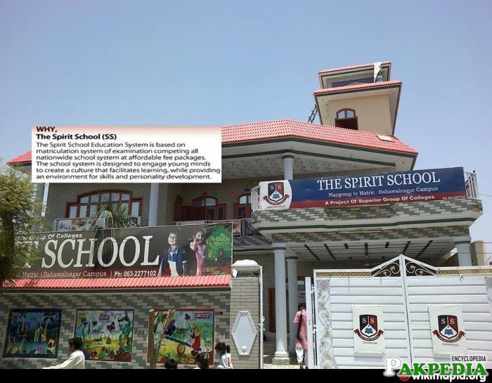 Bahawalnagar Schools