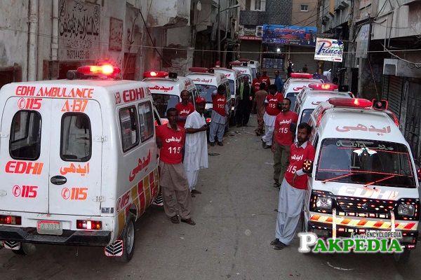 Edhi Foundation Services