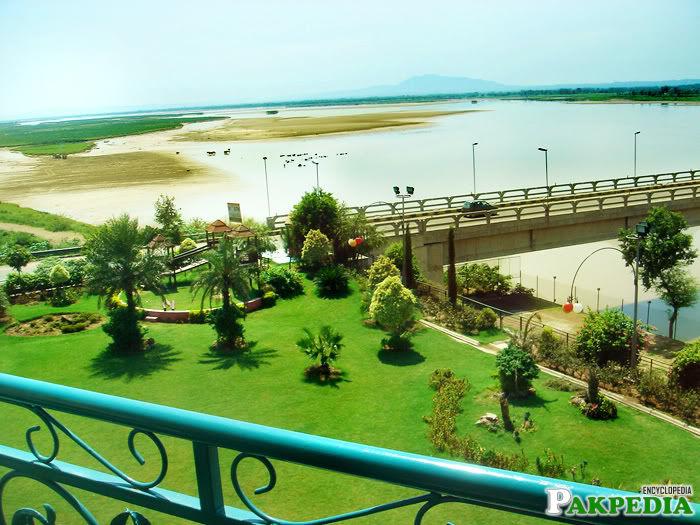 Jhelum Nice Garden