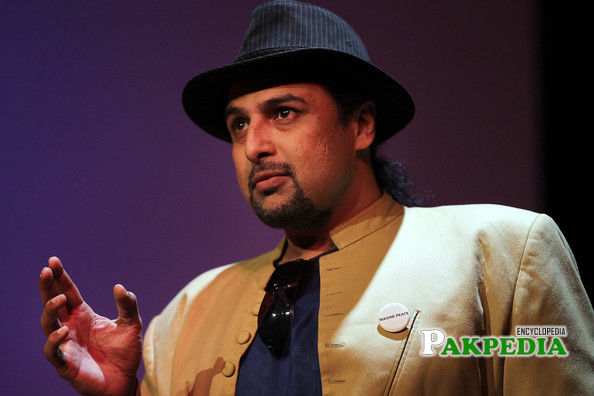 Salman Ahmad is one of the best Personality