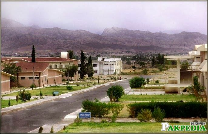 Khuzdar Beautiful Place