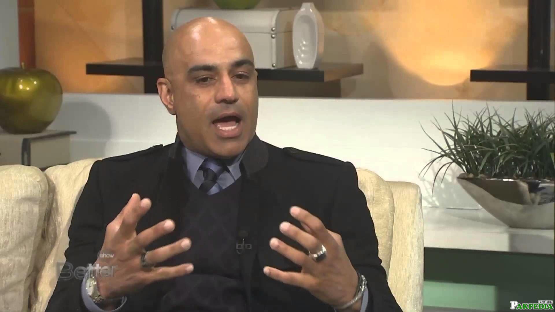 Faran Tahir in TV show