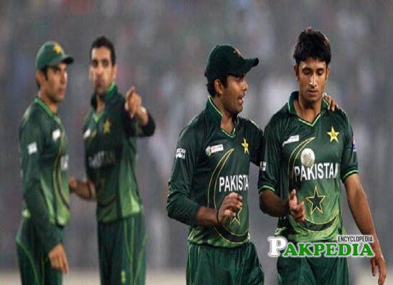 Aizaz Cheema Pakistani cricketer