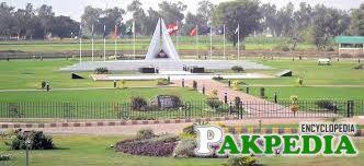 Multan cant area